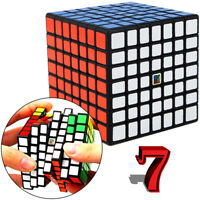 White Ultra-Smooth Speed Magic Cube Professional Twist 7x7x7 Puzzle Kid Toy Gift