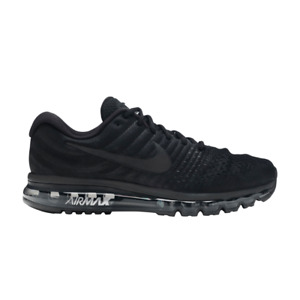 Nike Air Max 2017 Black Sneakers for Men for Sale   Authenticity ...