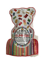 Happy Yummies Worlds Best Tasting Gourmet Gummy Candy 21 Flavor Super Bear 14 Oz