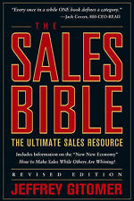 The Sales Bible: The Ultimate Sales Resource by Jeffrey H. Gitomer (Paperback, 2