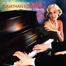 Darlene & Jonathan Edwards - Original Piano Artistry Of Jonathan Edwards CD