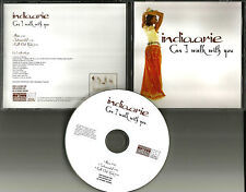 INDIA ARIE  Can I walk With you w/ RARE INSTRUMENTAL PROMO DJ CD Single USA 2003