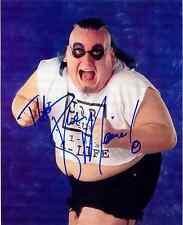 BLUE MEANIE ECW WWE SIGNED AUTOGRAPH 8X10 PHOTO W/ PROOF