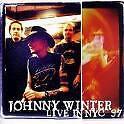 WINTER JOHNNY- LIVE IN NYC 1997.CD NUOVO SIGILLATO.