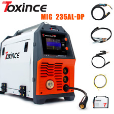MIG TIG MMA Welder Aluminum DC Welder Digital Double Pulse Welding Machine