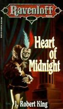 Heart of Midnight (Ravenloft Books)-ExLibrary