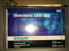5 Tandberg SLRtape60  SLR60 30/60GB PN 432188-1 data tape cartridges NEW sealed