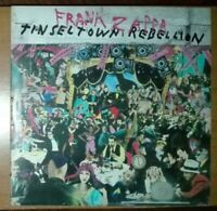 FRANK ZAPPA-TIN SELTOWN REBELLION *ANNO 1981-DISCO DOPPIO  VINILE 33 GIRI  * N.5