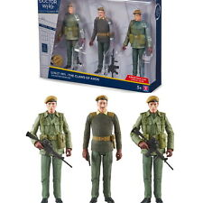 Doctor Who - UNIT 1971 Action Figures 3-pack