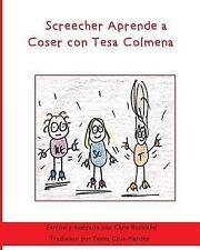Krazy Eye: Screecher Aprende a Coser con Tesa Colmena : Una Historia de Krazy...