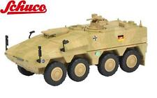 """Schuco H0 452624000 Boxer Citernes pour transport bw camo """"ISAF"""" 1:87"""