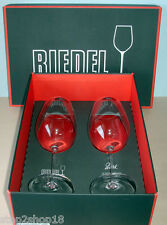 Riedel Sommeliers Bordeaux Grand Cru SET/2 Wine Glasses #2400/00 New
