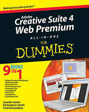 USED (GD) Adobe Creative Suite 4 Web Premium All-in-One Desk Reference For Dummi