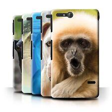 STUFF4 Back Case/Cover/Skin for Sony Xperia Go/ST27i/Funny Animal Meme