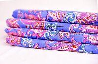 Indian Dress Handmade Fabric Sewing Cotton Hand Block Print Fabric By 2.5 Yard