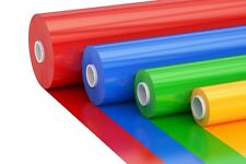 5 ft Roll ANY Color SISER EasyWeed Heat Transfer Vinyl Iron On HTV 4 T shirts