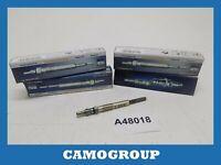 4 Pieces Glowplug Glow Plug Beru Fiat Ulysse Ford Mondeo 0100276024