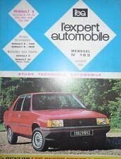 NEUF Revue technique RENAULT 9 1100 1400 C TC TL GTC GTL TLE TSE EXPERT 183 1982