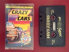ZX Spectrum-Crazy Cars (HIT Squad)