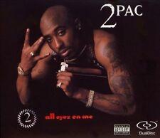 All Eyez on Me [PA] [Digipak] by 2Pac (CD, Nov-2005, 2 Discs)