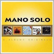 Mano Solo - Original Album Series (NEW 5CD)