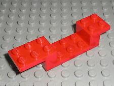 LEGO Red bracket ref 4732 / Set 6042 1611 6502 6646 6551 1992 6833 6526 6534 ...