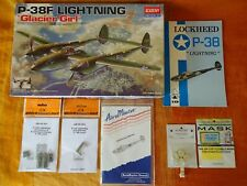 Set CONTACT RESINE 1//32 n° CR32015 ROUES pour LOCKHEED P 38 LIGHTNING