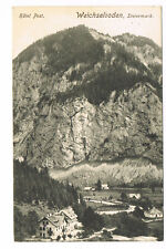 Ansichtskarte Weichselboden Stmk. mit Hotel Post gelaufen 1912