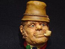 Bossons - Paddy Irishman Chalkware Head - England - 1969 - England