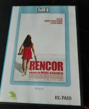RENCOR - DVD - MIGUEL ALBADALEJO - LOLITA  - ELENA ANAYA - JORGE PERUGORRIA
