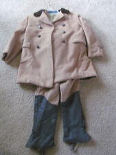 Vintage Boys Coat & Pants Suit Wool & Cashmere John Wanamaker Tailored Fieldston