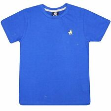 CARGO BAY Kids Boys Polo Horse T-Shirt Shirt Top Childrens Designer 2-13 Years