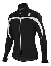 Sportful Gore Windstopper Ascent Men's Cycling Jacket Size XL Black