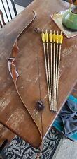 Vintage ben pearson recurve bow