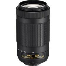 Nikon AF-P DX NIKKOR 70-300mm f/4.5-6.3G ED Lens for Nikon DSLR Cameras NEW!