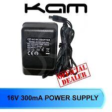 KAM POWER SUPPLY 16 VOLT 300mA KWM6 KWM11 KWM1932 KWM1935 KWM1940 KWM1960 V2