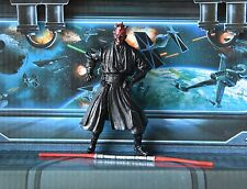 Star Wars Figura 2012 película Héroes Darth Maul