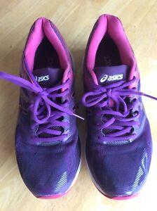 ASICS Purple Pink Gel-Nimbus 19 Running Shoes Trainers Size UK 6.5 EU 40.5