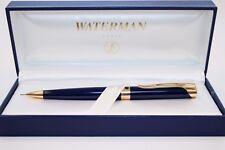 Waterman L'etalon mechanical Pencil Blue