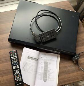 SAMSUNG DVD-SH897M DVD/DVB Player/Recorder HDD 320GB Hard Drive Recorder HDMI