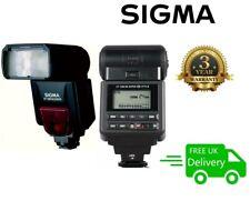 Sigma EF-610 DG Super Flash for Canon DSLR Cameras F18927 (UK Stock)