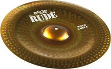 "Paiste 18"" Rude Novo China Cymbal PRUDNCH18"