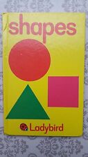 Ladybird - Shapes - Baby, Toddler Education - Shiny Cover Series 563