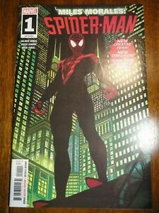 Miles Morales: Spider-man #1 Hot Premiere Key NM+ Ultimate Amazing Marvel PS 5