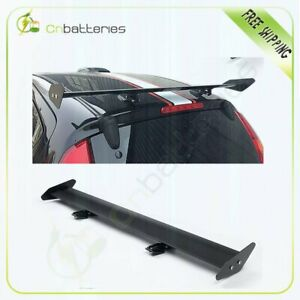 Aluminum Adjustable GT Double Deck F1 Style Reduce Weight Trunk Spoiler Wing