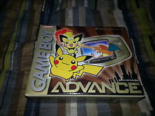 Nintendo Game Boy Advance GBA Gold Pokemon Center New York New Factory Sealed