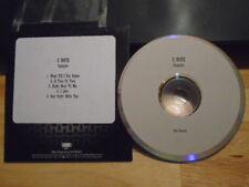 RARE PROMO C Note CD sampler r&b pop latin boy band Full Force Marc Antoine 1999