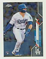 2020 Topps Chrome #148 GAVIN LUX RC Rookie Los Angeles Dodgers