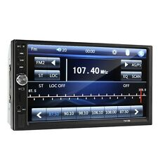 2 Din Car Video Player 7 inch USB Touch Screen Car Radio Audio Stereo MP5 Player