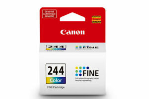 Genuine Canon CL-244 Color Ink Cartridge MG2522 TS202 TS302 TR4520 TR4522 TS3322